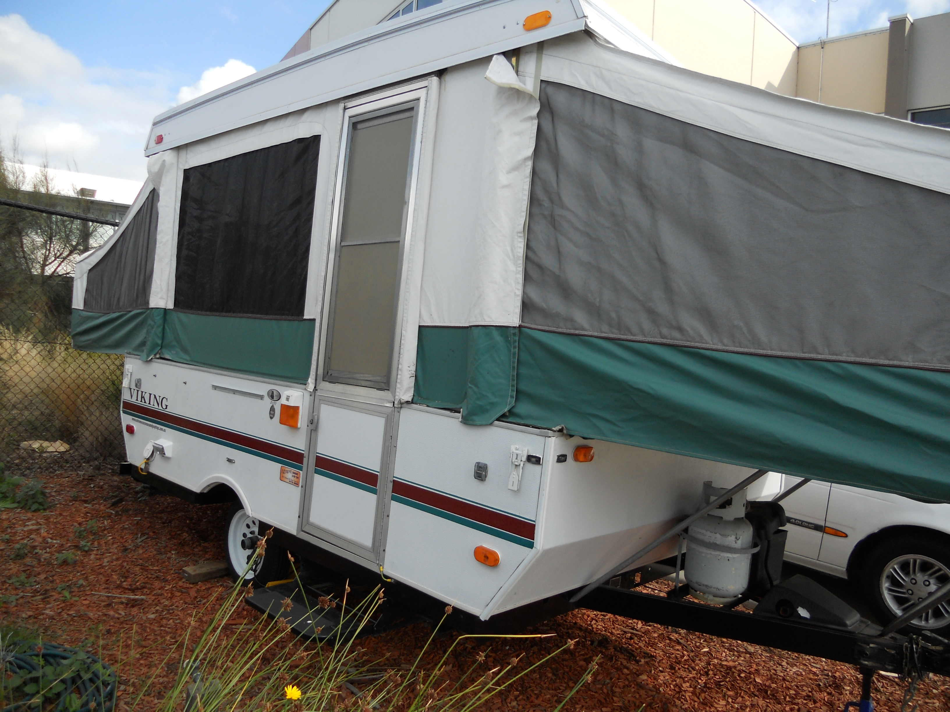 Cool Caravan For Sale Partially Renovated For Sale In MITCHELL PARK